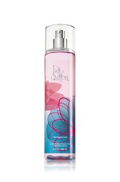 Pink Chiffon Fine Fragrance Mist - Signature Collection - Bath & Body Works