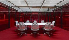 Foxhead Global Headquarters on Behance