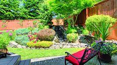 Triky architektů: Jak zvětšit zahradu?