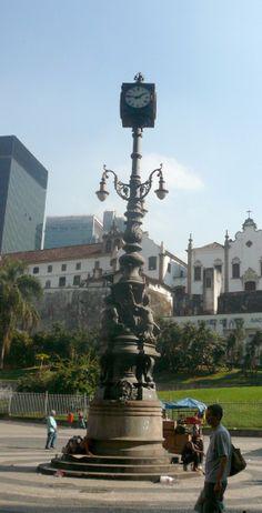 Largo da Carioca - Rio