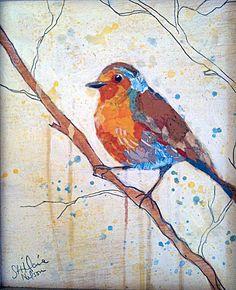 Paper Paintings: New Work