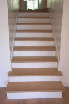 idée escaliers - Maison et espace par flopinette77 sur ForumConstruire.com
