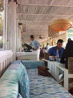 Loungebar, Hotel Trias, Palamos, Spain