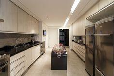cozinha bancada preta - Pesquisa Google