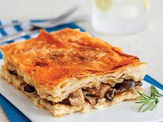 Kayın mantarı böreği Tarifi - Hamur İşleri Yemekleri - Yemek Tarifleri