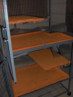 directions for ferret nation cage bedding, hammocks and ramp covers Chinchilla Cage, Ferret Cage, Rat Cage, Pet Ferret, Pet Rats, Pets, Chinchillas, Parrot Toys, Animal Projects