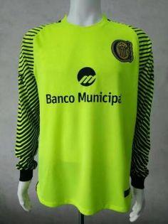 22fac5fe8 2017 Cheap Goalie Jersey Rosario Central LS Replica Football Shirt Yellow   AFC151  Cheap Football