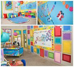 paint chip classroom