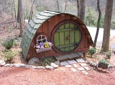Large Fairy House | Flickr - Photo Sharing!
