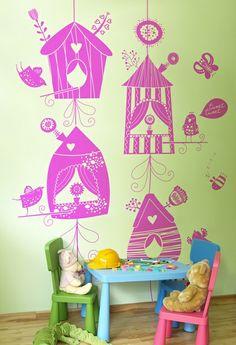 Nuevos vinilos decorativos infantiles ideales para la decoración de paredes de habitaciones infantiles. Amplia gamma de diseños de temática infantil, personalizables en color y tamaño. Para ver la colección completa en el siguiente enlace: http://papelpintadobarcelona.com/vinilos-decorativos-barcelona/vinilos-decorativos-infantiles/
