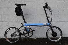 Bike Friday E Pakit Folding Bike Bike Friday Folding Bike