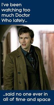 doctor-who-david-tennant. Its wibbly wobbly timey whimey Doctor Who, 10th Doctor, David Tennant, Matt Smith, John Smith, Fandoms, Geeks, Science Fiction, Just Keep Walking