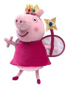 7 Talking Peppa Pig Doll Bedtime Peppa