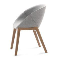 Domitalia Domitalia Coquille-L Arm Chair