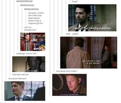 Supernatural has a gif for everything
