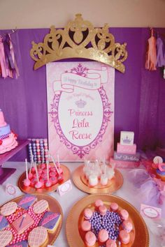 DIY, Princess PARTY PACK