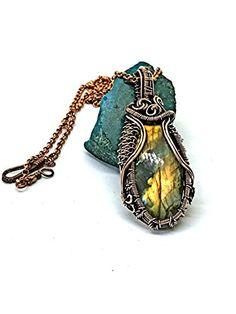 labradorite pendant, wire wrap pendant, labradorite neckl... https://www.amazon.ca/dp/B077G6NV5T/ref=cm_sw_r_pi_dp_x_bCXcAb36PFSZB