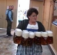 much beer