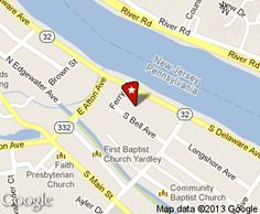 Map of Business- yardley beerfest on yelp #goodlifebux