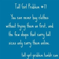 or you have to take out the hem of every pair of pants and skirt you own. Yes, my life exactly