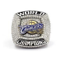 2016 Cleveland Cavaliers NBA World Championship Ring. Designed and customized by www.championshipringclub.com,this would be a perfect gift for all Cavaliers fans. You can custom your personalized championship ring now.