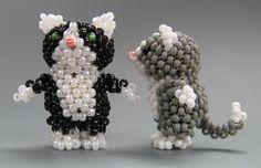 Patterns - Ruth Kiel 3D bead artist