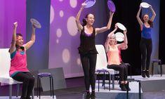 Meet Jodi Stolove of Chair Dancing® Fitness