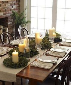 Ways To Decorate Your Dinner Table For Maximum Advantage - Bored Art