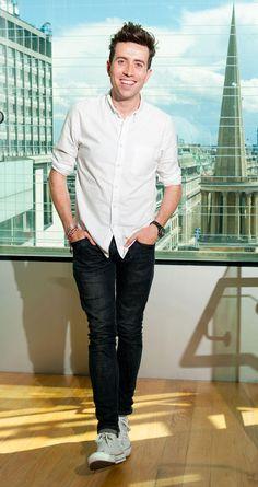 Nick Grimshaw. Is it weird that I find him attractive?