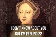 If Taylor Swift Lyrics Were About King Henry VIII