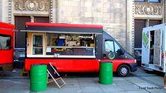 Food Truck - Wege Wave