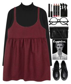 """""""I found the place to rest my head"""" by annaclaraalvez ❤ liked on Polyvore featuring The Cambridge Satchel Company, Surratt, Bobbi Brown Cosmetics, Emi-Jay, women's clothing, women's fashion, women, female, woman and misses"""