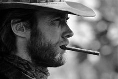 Clint Eastwood (dans The Good, The Bad and The Ugly ?)