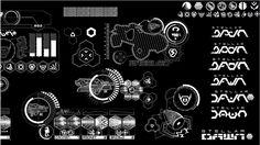 Heavy Vector: UI SCI-FI VECTOR