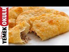 Dışı Çıtır, Puf Puf, İçi Sulu Mu Sulu Çi Börek I Kahvaltı Tarifleri - YouTube