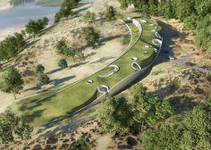 Aarvli Resort / Serie Architects