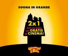 #promo #cinema #massaua #pollo #biglietto #girarrostisantarita