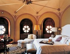 Most Romantic Hotels- Town & Country