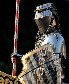 Jousting or Tilting Armour.