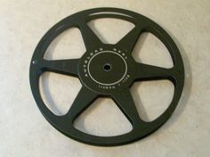 VINTAGE PROJECTOR REEL Bell & Howell Movie by NonisEclecticShop, $10.00