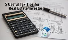 Save tax on your #RealEstate 🏡 investment with the most useful #Tax 💰saving tips that most #Investors go unaware of. Real Estate Investor, Real Estate Tips, Investors, Saving Tips