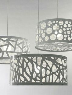 visit our website for the latest home decor trends . Laser Cut Lamps, Lampe Metal, Metal Screen, Steel Furniture, Deco Design, Lighting Design, Light Fixtures, Furniture Design, Chandeliers