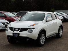 2013 #Nissan #Juke at Kline Nissan in Maplewood MN.