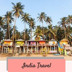 Travel to India tips and advice. Solo female India travel and other trip types. From city escapes, to the mountains and the beach of India. Travel Jobs, Budget Travel, Weather In India, Backpacking India, Living Under A Rock, India Culture, Ski Holidays, Visit India, Volunteer Abroad