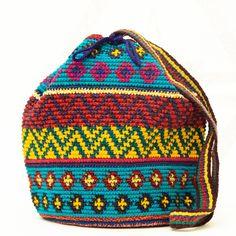 Large - Oax Mochila Bag