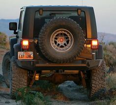 Jeep JK Trail Series Rear Bumper With Smooth Motion STC System  [JKRB100_STC]   $1,547.99