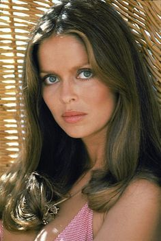 Barbara Bach as Anya Amasova - The Spy Who Loved Me My Dad claims he didn't name me after the character