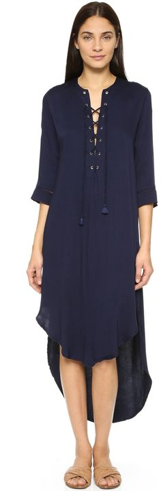 Faithfull The Brand Hey Now Maxi Dress - ShopStyle Women