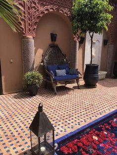 Travel Inspiration, Design Inspiration, Marrakech, Morocco, My Design, Patio, Interior, Outdoor Decor, Home Decor