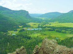 Pagosa Springs, CO : Wolf Creek Pass. We drive through this GORGEOUS pass on our way up to our Colorado family reunions